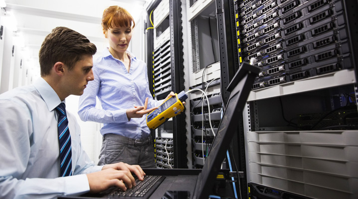 Physical Security for Today's Data Centers