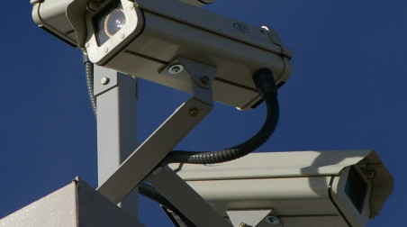 Collection of data - CCTV