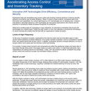 Report Accelerating-Access-Control-and-Inventory-Tracking