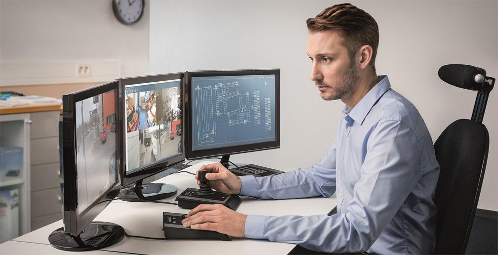 CCTV-indoor-positioning-system