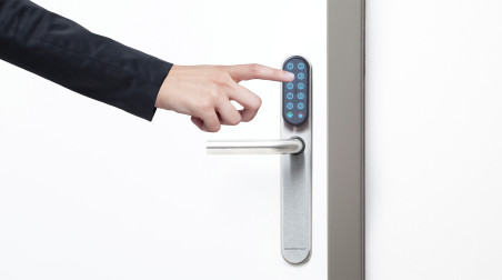 SMARTair wireless access control