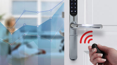 Trends in smart door locks