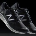 New Balance 3D printed midsole shoe