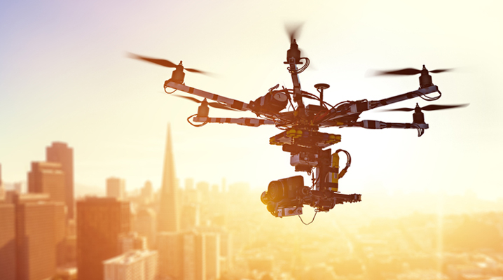 Regulating the rise in drones
