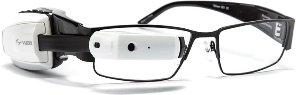 Vuzix M100 smart glasses