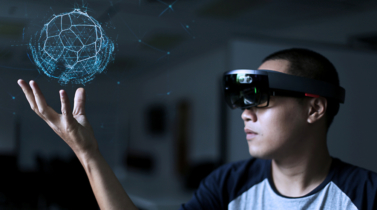 Science fiction soon to be (augmented) reality