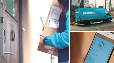 Deliveries on your doormat – even if you're out