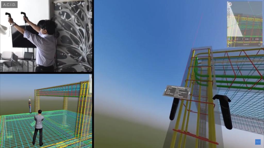 BIM in Virtual Reality