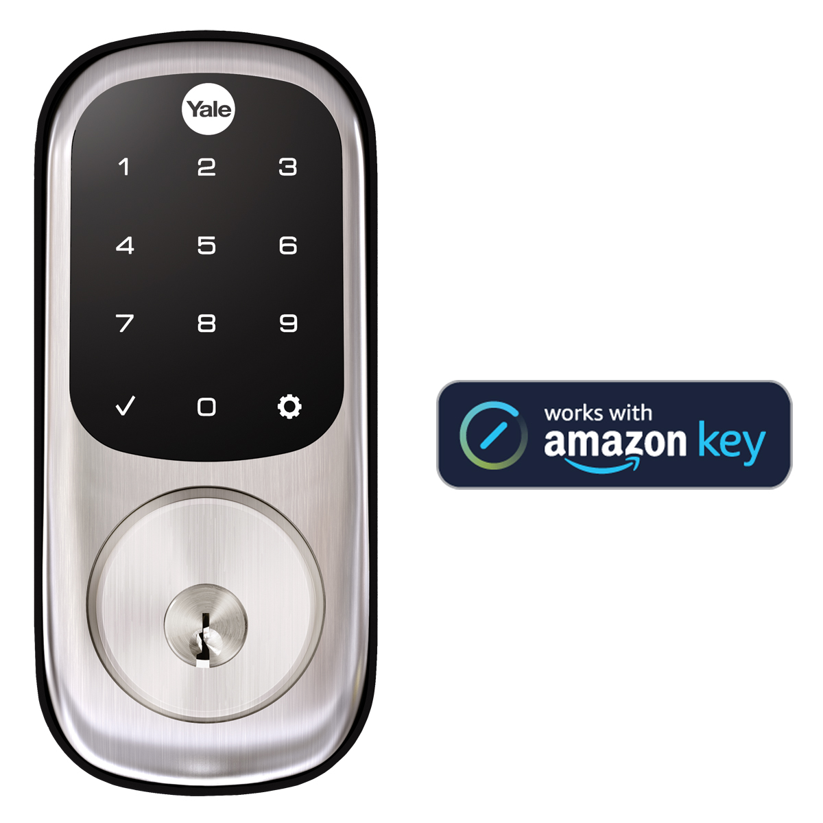Amazon Key Yale Door Lock. Yale_Amazon_Key_ASSA_ABLOY  sc 1 st  Future Lab - ASSA ABLOY & Podcast: Yale smart lock solution for Amazon Key | Future Lab - ASSA ...