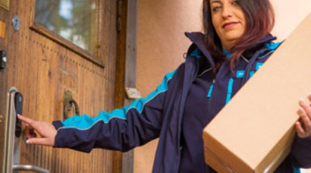 Postnord ASSA ABLOY delivery
