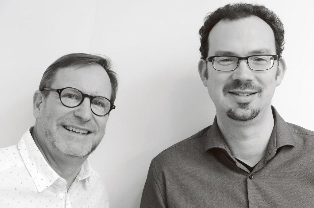 Luc Faucher and Philip Hoyer, HID Trusted Mobile Ticketing