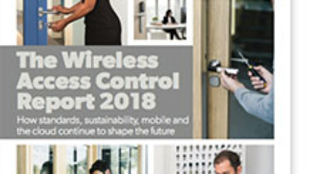 The Wirelsss Access Control Report 2018 - 220x300